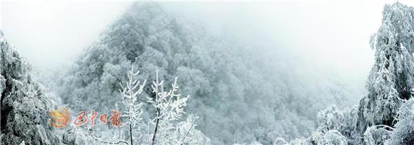 巴中:冬天里的动画故事_巴中|冬天里