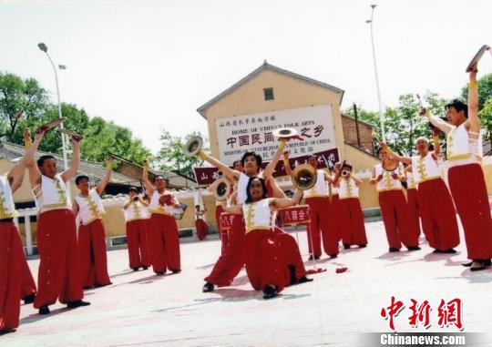 八音会是一种古老的民族音乐,发源于山西省长治市长子县,萌生于我国春秋战国时期,脱胎唐代乐舞和宋金队戏,发展形成于明末清初,距今已有四百多年历史。受访者供图