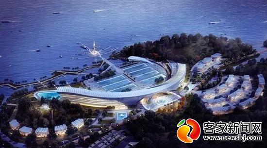 上犹:垂钓体育运动基地、养生谷项目开工建设