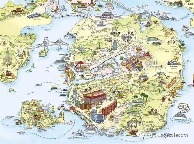 重磅!中国确定4个全球城市和11个中心城市(组图)