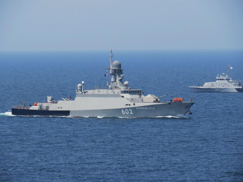 俄媒:中国售俄军舰发动机故障 延误交舰日期