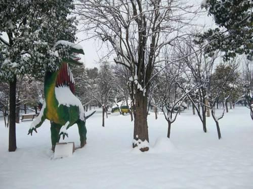 西峡恐龙遗迹园新春送优惠