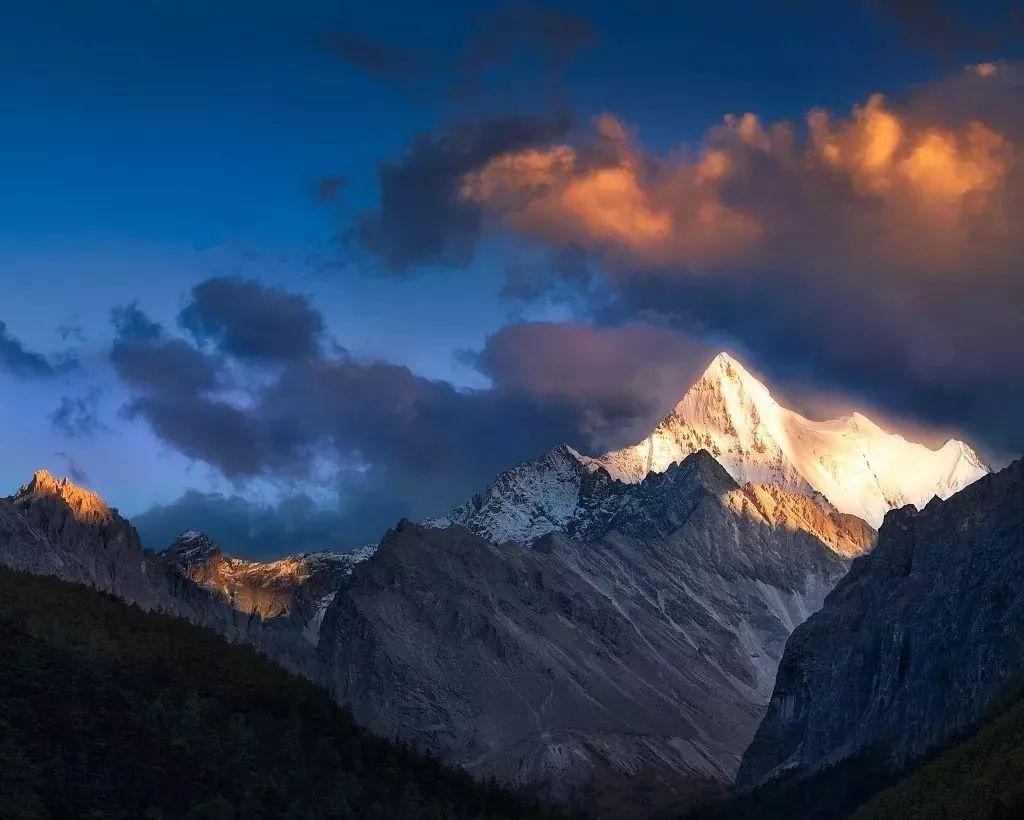 藏于川藏滇交界的隐世秘境 绝美景致令外国人惊叹!