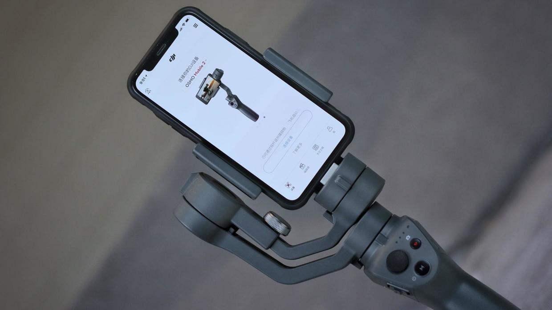 大疆灵眸手机云台2:手机视频拍摄的钢铁侠战甲 | 凰家评测
