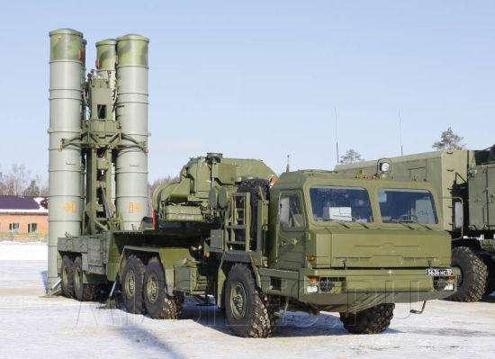 金沙娱乐官方下载:中国订单出变故?俄S400导弹生产厂称无法完成订单