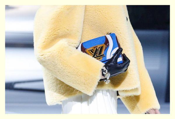范冰冰的点痣猫眼妆和lv电路板包包 哪个先成为网红爆款