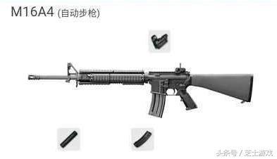 《绝地求生》最难用的3把枪:上千网友投票,第1名曾经仅空投产出