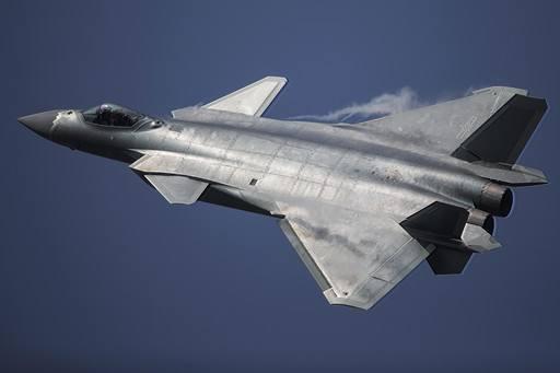 简氏:中国将研发新版歼20战机 准备启动6代机项目