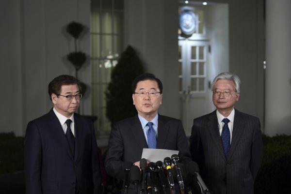 特朗普威胁撤出驻韩美军:贸易吃亏还要贴钱保护