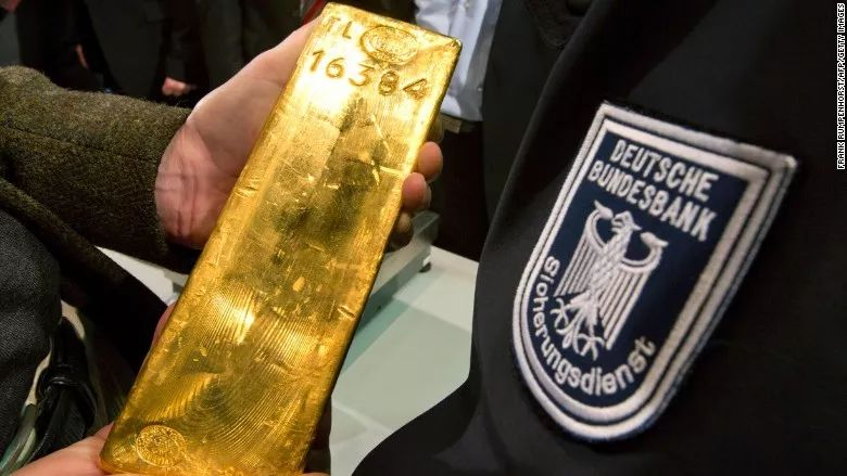 黄金雨引黄金转运之谜全球最大金库被疑监守自盗