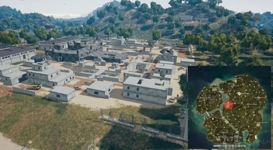 绝地求生4x4新地图怎么打4x4新地图交火点攻略分析