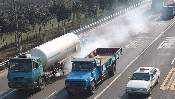商用车排放造假设备,国四排放标准