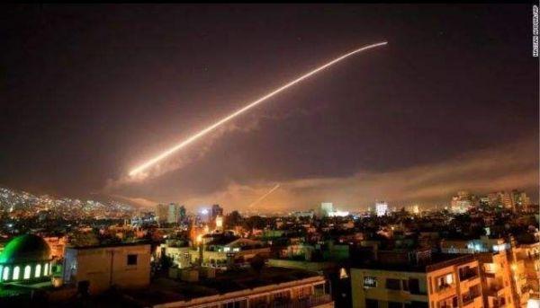 避免激怒俄军 特朗普对叙军事打击策划内幕曝光