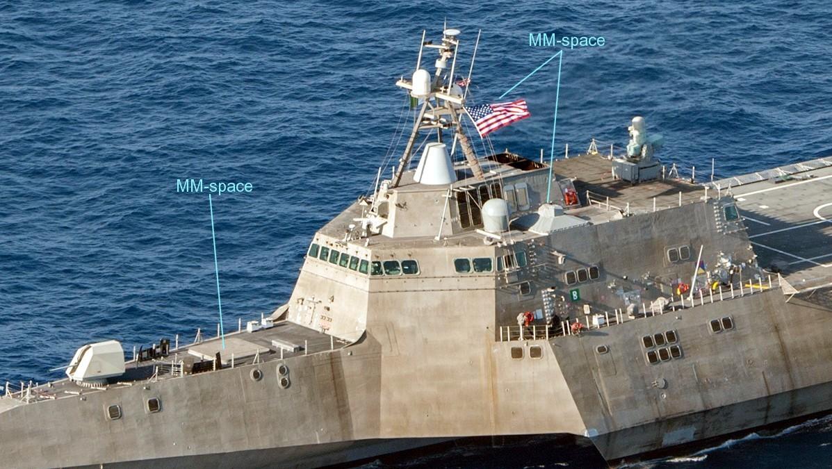 濒海战斗舰在西太已经没用了 美军让她去缉毒