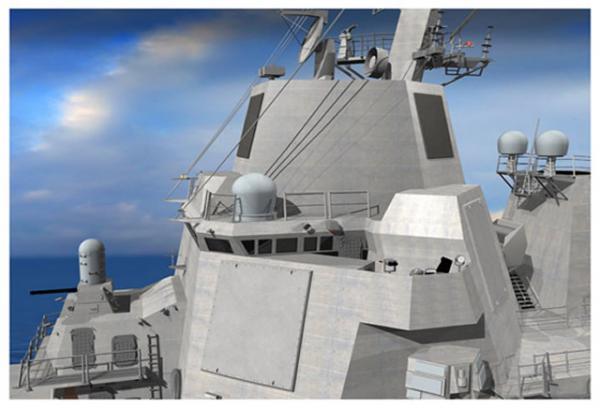 """美国首艘""""伯克3""""开工缓解反导不足 然而没啥用"""