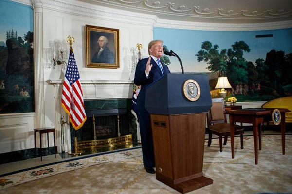 奥巴马痛批特朗普退出伊核协议:铸成大错