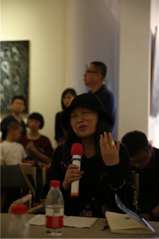 资深媒体人、作家、诗人吴小曼.JPG