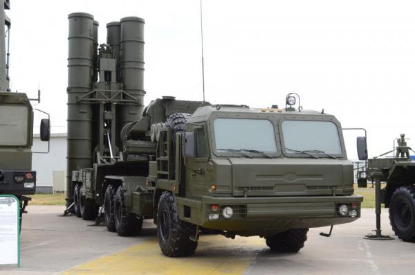 俄媒:印度敲定购买S-400导弹 60亿美元5套