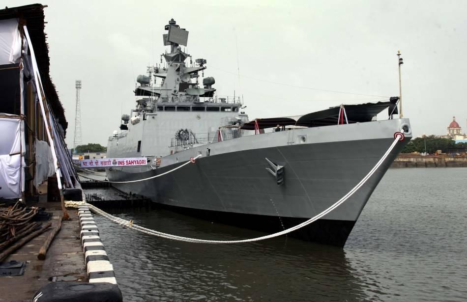 中国舰艇跟踪侦察印隐形战舰?专家:缺乏常识