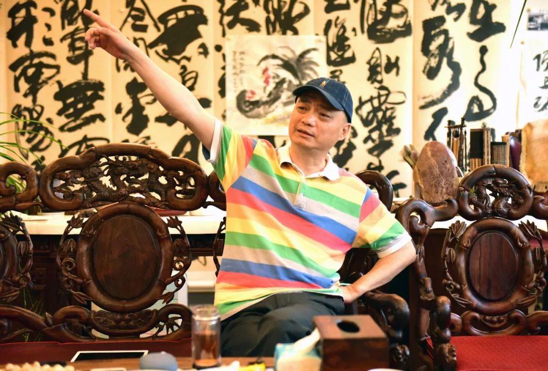 崔永元:今天约见税务部门面交材料
