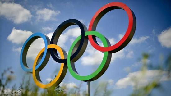 奥运五环标志