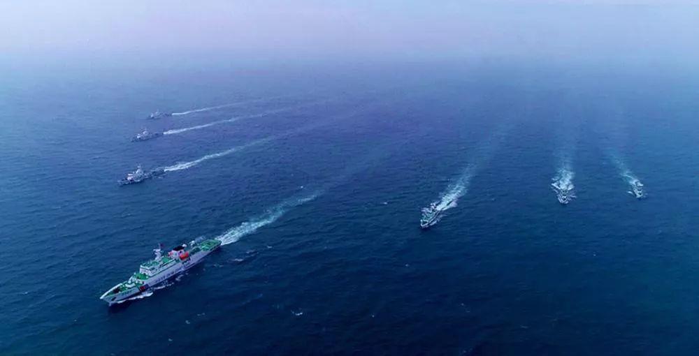 """中国""""第二海军""""部署南海 菲渔民抗议:执法太流氓"""