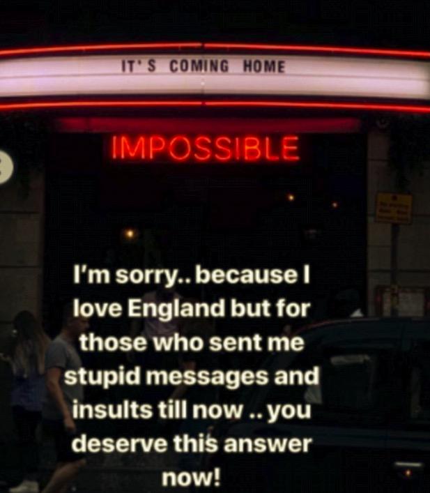 姆巴佩回击辱骂他的英国球迷:足球回家是不可能的