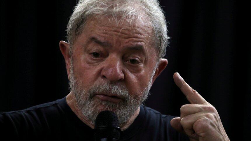 巴西前总统卢拉图片来源:《明镜》周刊