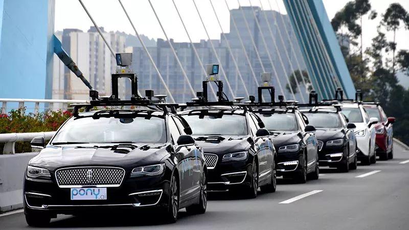 小马智行融资1.02亿美元 百度系自动驾驶独角兽诞生