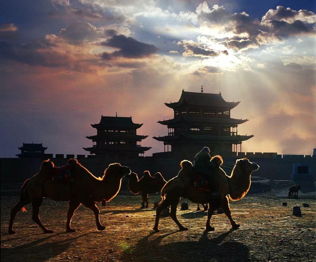 6000里河西走廊 低调的甘肃又一次让世界震惊!