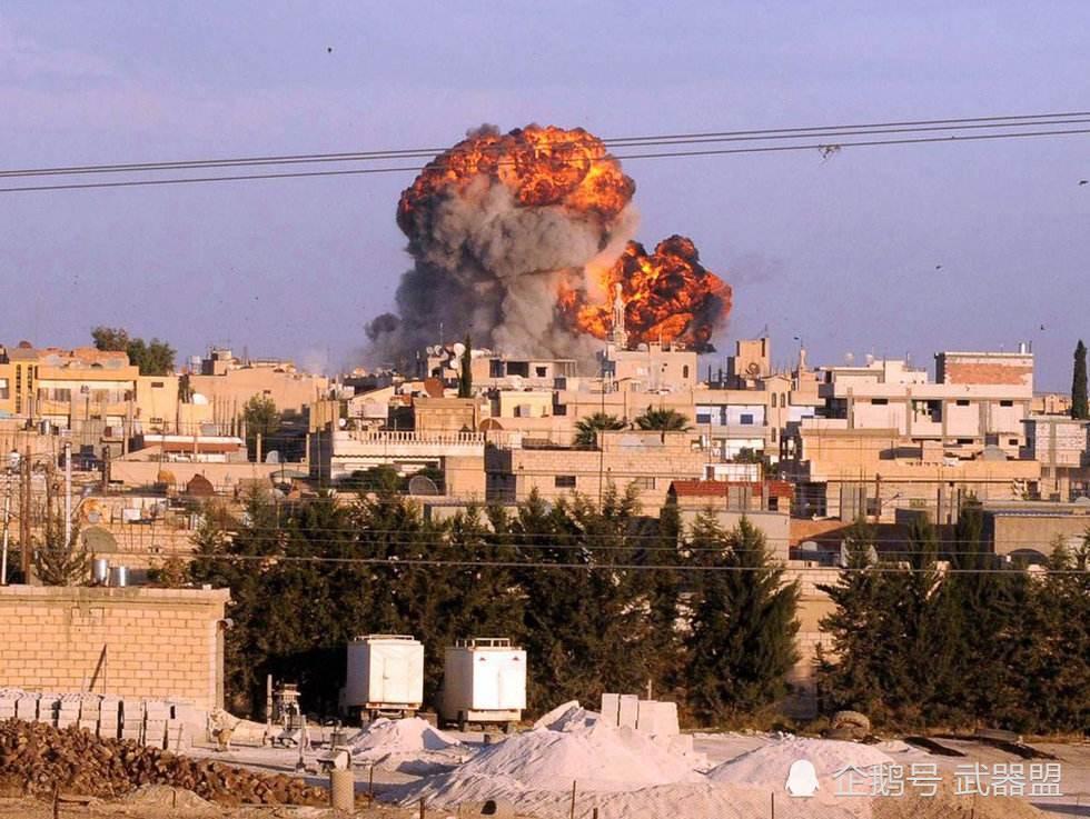 开战!五角大楼:3周内踏平叙利亚!普京回应让联合国震惊了