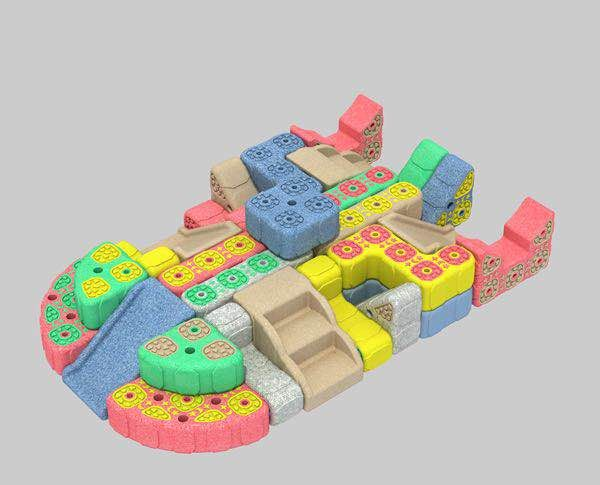 具智慧的儿童积木玩具 体缘实业落座CPE中国幼教展