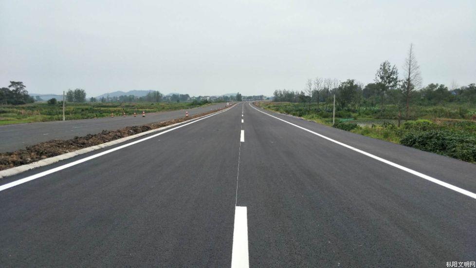 铜陵市G347项目道路标志标线开始实施_安徽频道_凤凰网