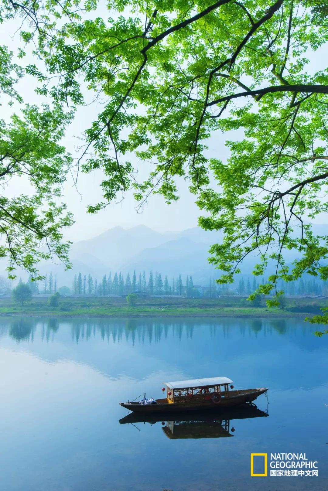 """""""水""""里看中国 这些全国最美的风光水景有你的家乡吗?"""