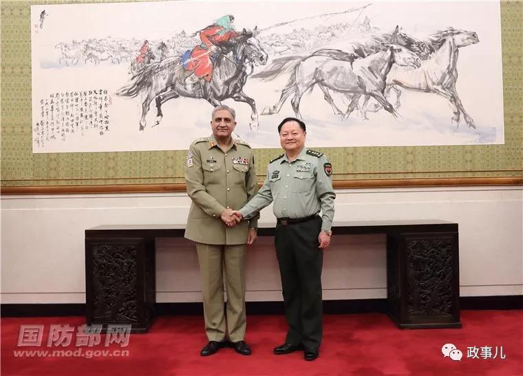 钟绍军已出任中央军委办公厅主任