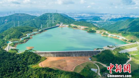 深圳抽水蓄能电站全面投产支撑粤港澳大湾区绿色发展