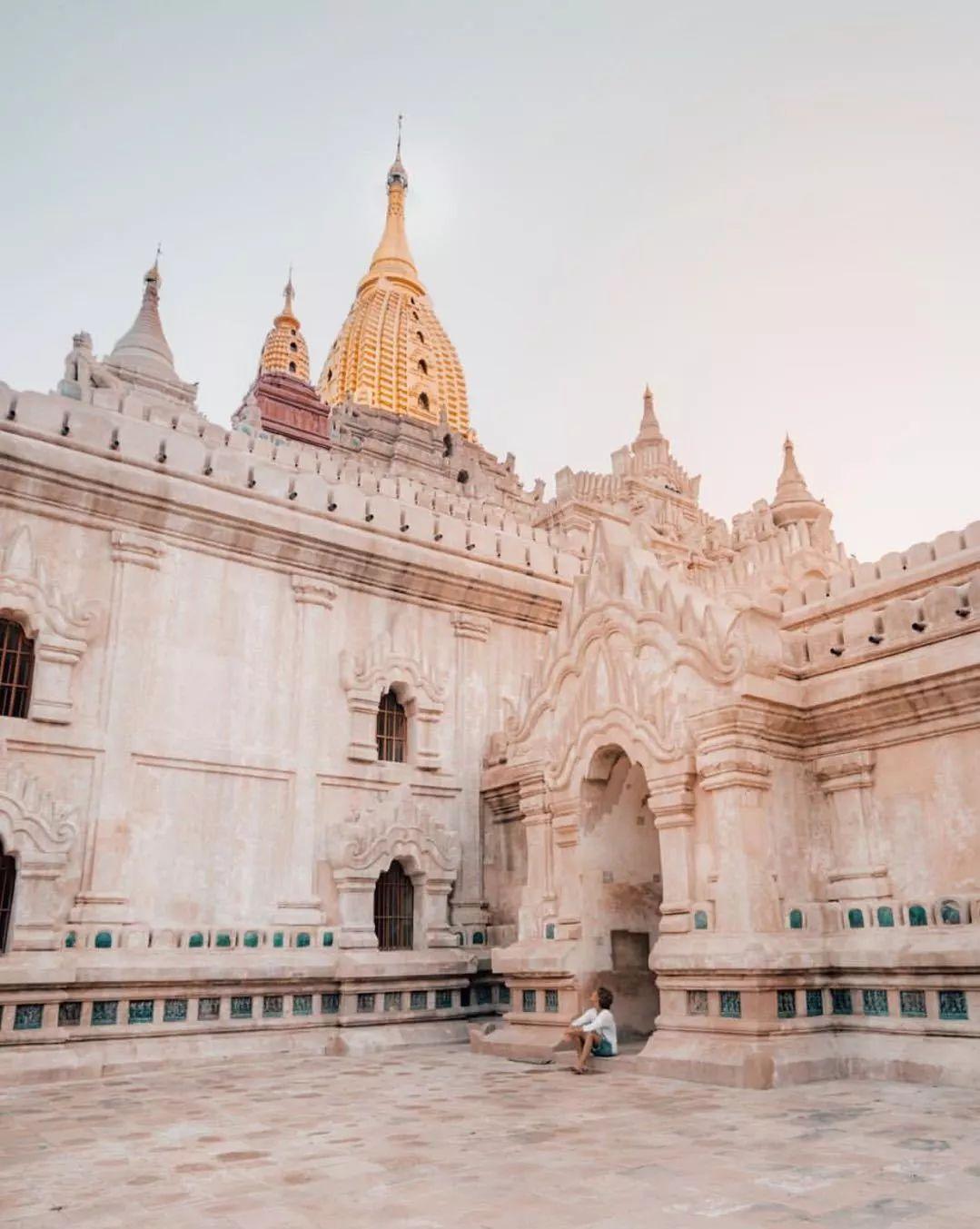 缅甸10月1日重启落地签 去佛塔之国来一场佛系静心之旅!