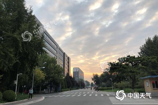 北京明将有小雨 28日起雨停北风吹