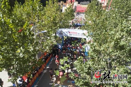 武安举办第三届全国山地划骑跑铁人三项挑战赛