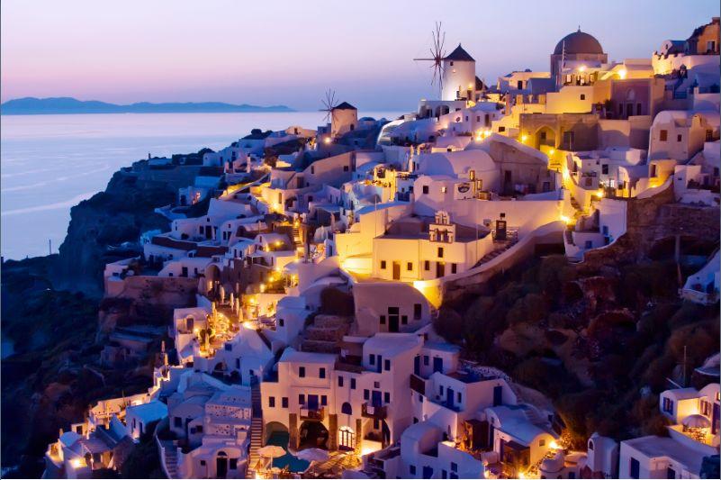 期待一場美麗的旅行嗎?八個最美小鎮堪稱人間天堂