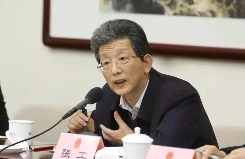 北京原常务副市长张工当选全总副主席