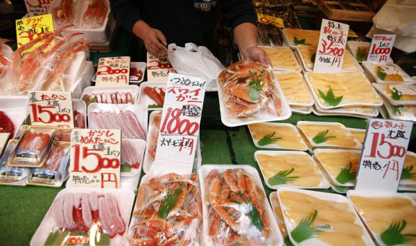 日本今年冬天螃蟹贵,原因和中国有关…