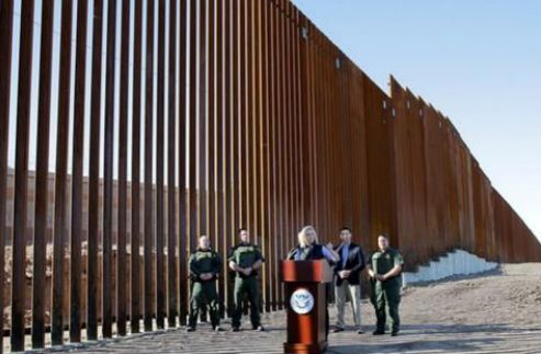 美国政府又双叒关门?特朗普:谁让国会不给钱修边境墙_死人体重实验