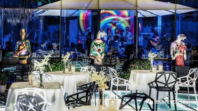 品质和平张驰:香颂——夜店雅趣的浪漫秀场