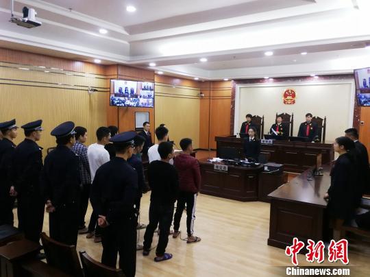 广东茂名:8人非法制贩弹药分别获刑2年至14年
