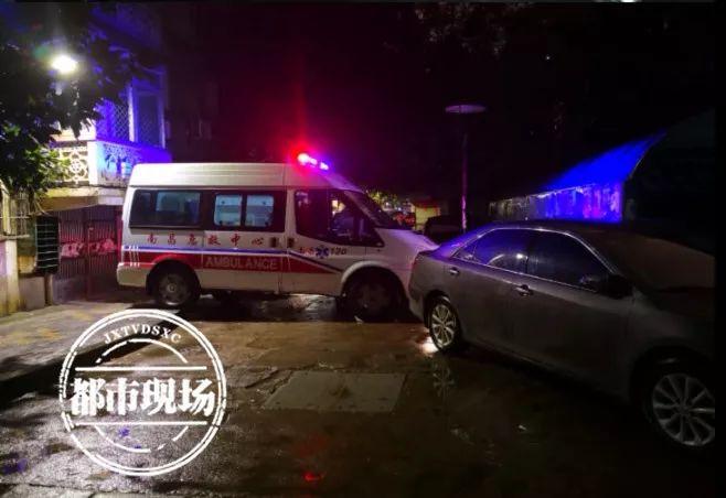 南昌这辆120救护车司