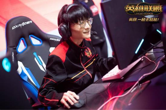 Tian在春季赛中进步巨大