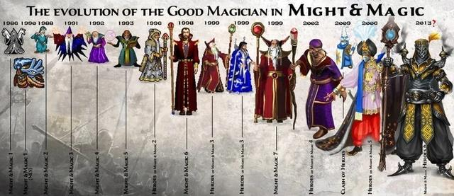 """Mage、Witch、Wizard……这么多不同的""""法师""""到底该怎么区分?"""