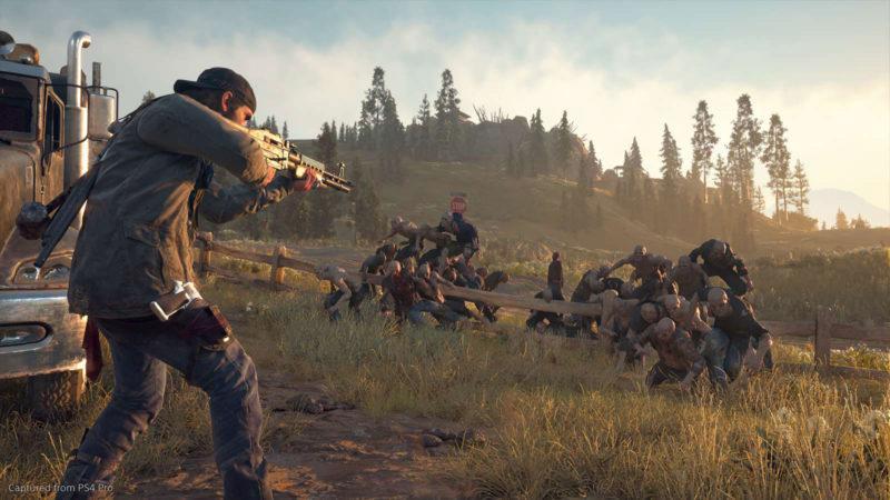 丧尸主题游戏《往日不在》各大媒体评分出炉 但是未如理想