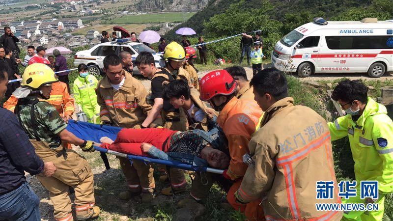 (社會)浙江溫嶺一農用車側翻致12死11傷